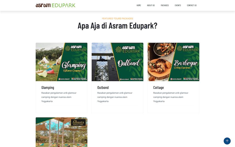 Asram Edupark